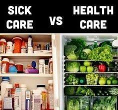 healthcare vs disease management