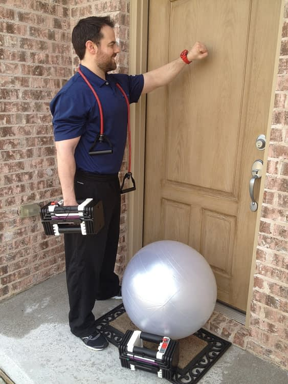 personal trainer in plano